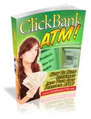 Product picture Clickbank ATM- ClickBank account into a virtual ATM