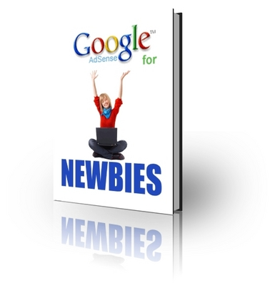 Product picture Google AdSense for Newbies- Huge profits